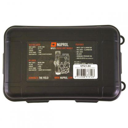 Nuprol NPQ15 Light/Laser box (back)