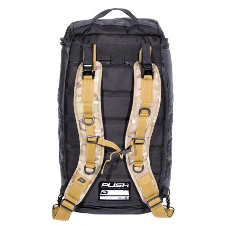 PUSH UNITE Division GearBag ONE back