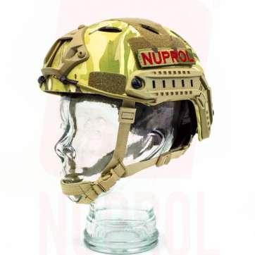 Nuprol camo helmet
