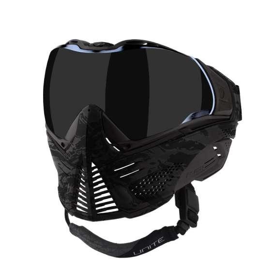 PUSH Black Camo mask