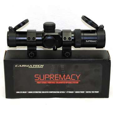 Carmatech Supremacy Scope box