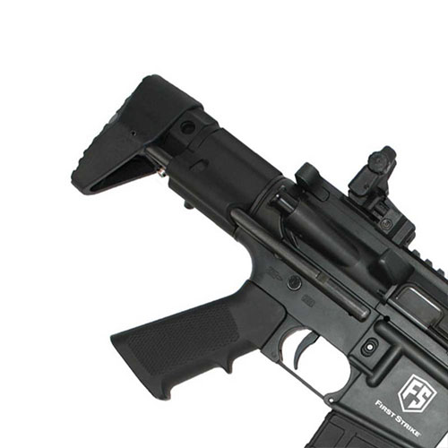 First Strike PDW Stock retracted