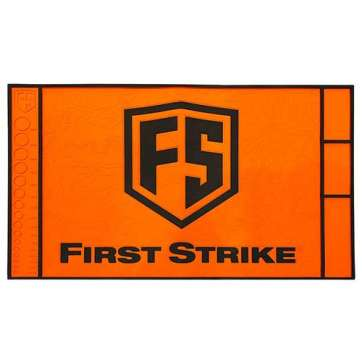 First Strike orange Tech matt
