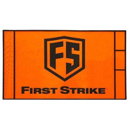 First Strike orange Tech matt