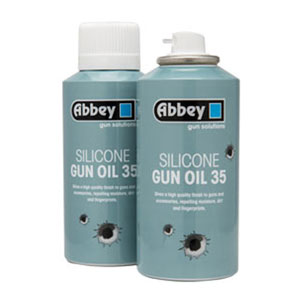 Abbey Silicone Spray Gun Oil 35