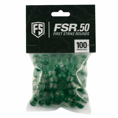 First Strike 50cal rounds