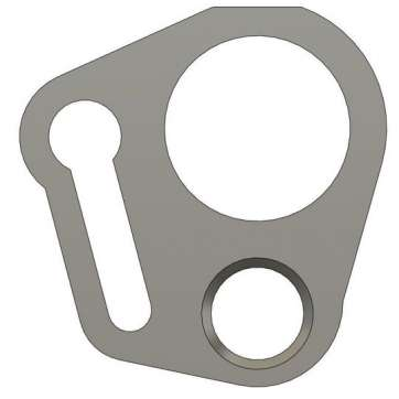 TSP Sling Eye Shaft Plate