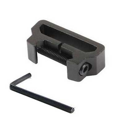 Sling mount with tool