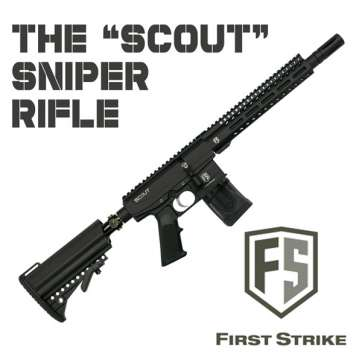 First Strike Sniper SCOUT