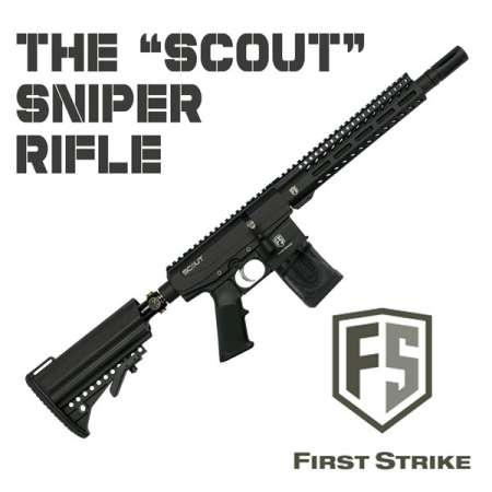 First Strike Sniper SCOUT