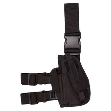 KombatUK Leg Holster - Tactical - Left Handed - Black