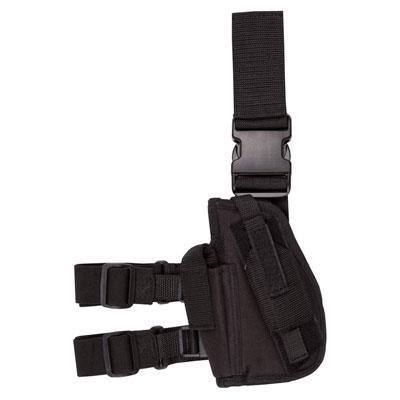 KombatUK Leg Holster - Tactical - Left Handed - Black
