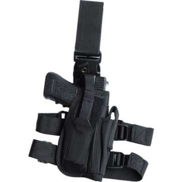 KombatUK Leg Holster - Tactical - Black