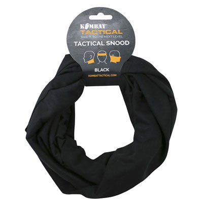 KombatUK Tactical Snood – Black