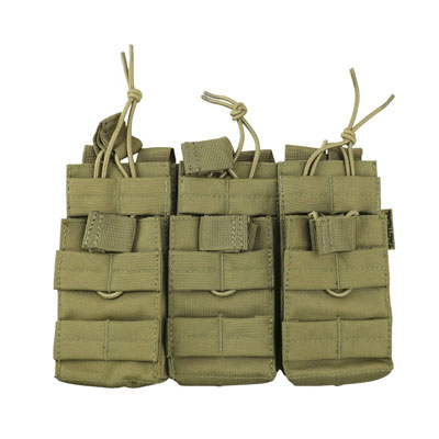 KombatUK triple mag pouch in coyote