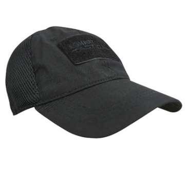 KombatUK MESH Operators Cap - Black