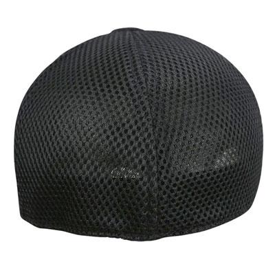 KombatUK MESH Operators Cap - Black (back)