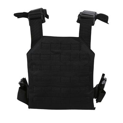 KombatUK Plate Carrier - Spartan - Black (back)