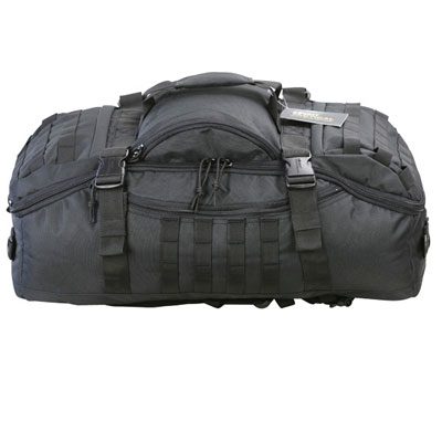 KombatUK Duffle Bag - Operators 60 Litre - Black