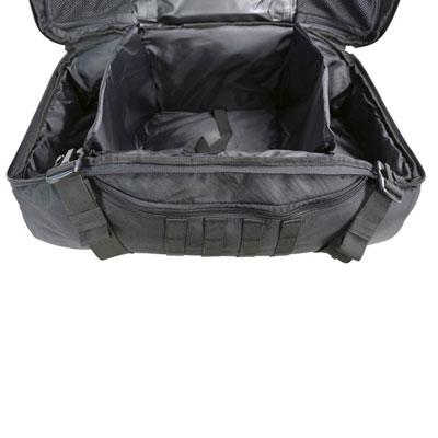 KombatUK Duffle Bag - Operators 60 Litre - Black (inside)
