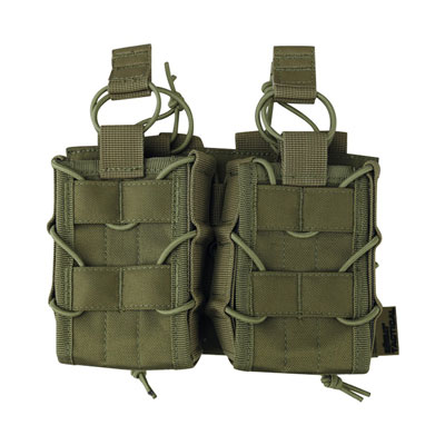 KombatUK Delta fast mag pouch in coyote