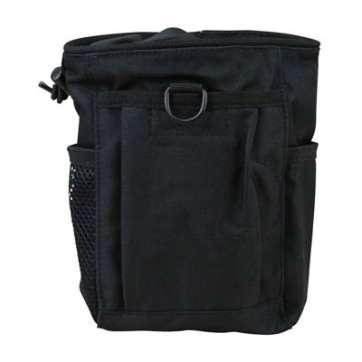 KombatUK Large Dump Pouch - Black