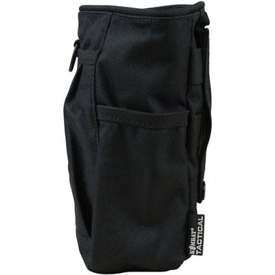 KombatUK Large Dump Pouch - Black (side)