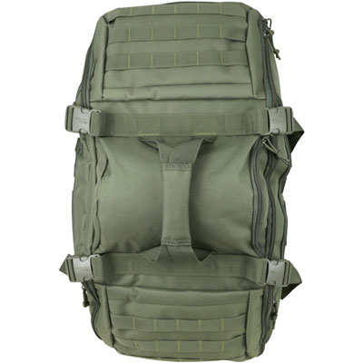 KombatUK Duffle Bag - Operators 60 Litre - Olive Green (top)