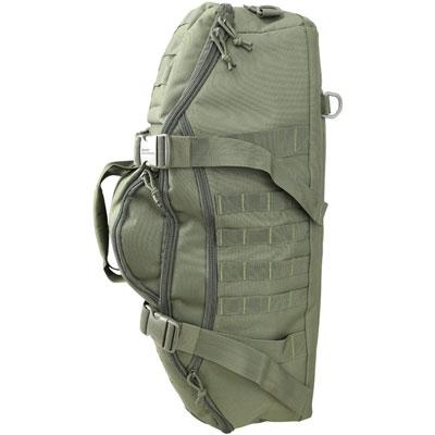 KombatUK Duffle Bag - Operators 60 Litre - Olive Green (side)