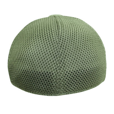 KombatUK MESH Operators Cap - Olive (back)