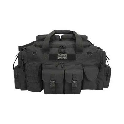 KombatUK Saxon Holdall - 100ltr - Black, front