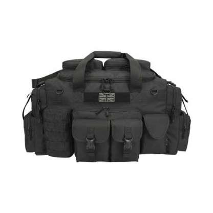 KombatUK Saxon Holdall - 125ltr - Black, front