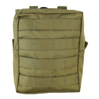 KombatUK Large Molle Utility Pouch - Coyote