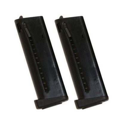 Tippmann TIPX/TCR 7 Ball True-feed Magazine - 2 Pack