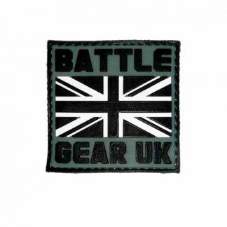 Battle Gear UK Olive PVC patch