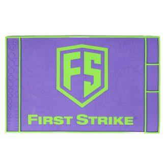 First Strike Purple & Lime tech mat