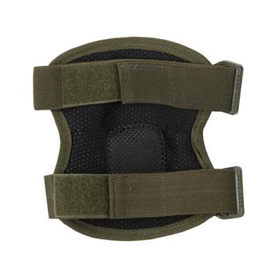 KombatUK Spec-Ops Knee Pads - Olive Green back