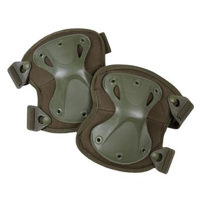 KombatUK Spec-Ops Knee Pads - Olive Green