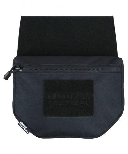 KombatUK Guardian Waist Bag - Black front