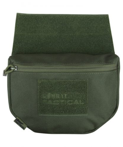 KombatUK Guardian Waist Bag - Olive Green front