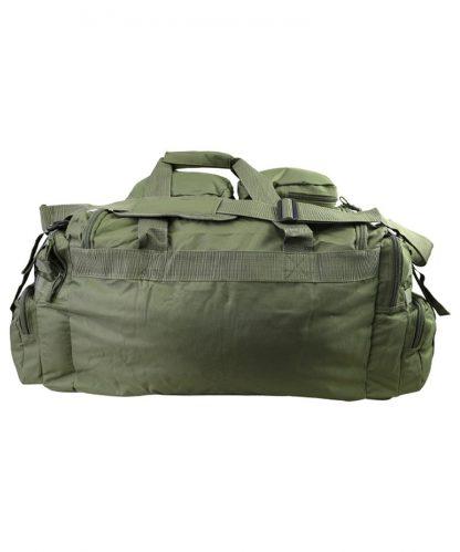 KombatUK Holdall - Saxon 100ltr - Olive back
