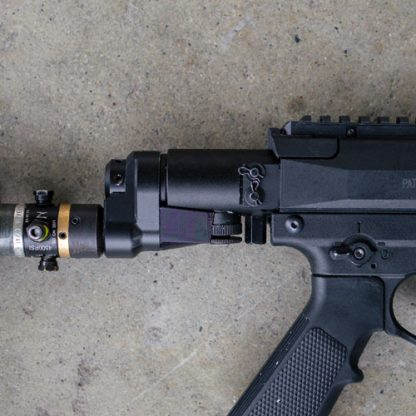 TSP OMNI drop down ASA for Milsig fitted