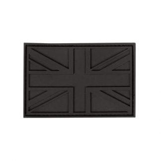 KombatUK UK PVC Stealth Patch - Black