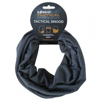 KombatUK Tactical Snood – Gun Metal