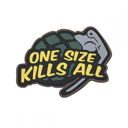 KombatUK One Size Kills All Patch