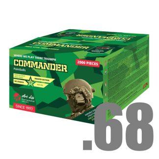 Artlife Paintballs .68cal Commander