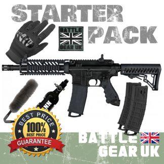 Tippmann TMC Black Starter package