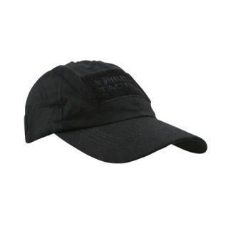 KombatUK Operators Cap - Black (Tactical)