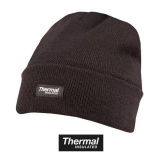 Thermal Bob Hat - Black