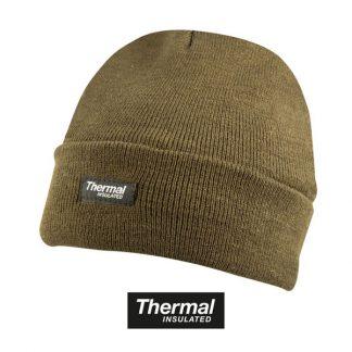 Thermal Bob Hat - Olive Green